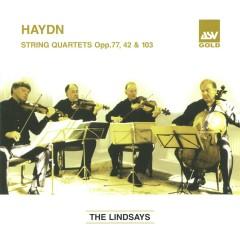 Haydn: String Quartets Op. 77, 42 & 103 - The Lindsays