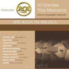 RCA 100 Anos De Musica - Segunda Parte (40 Diferentes Grandes Trios - Unica E Inigualable Coleccion)