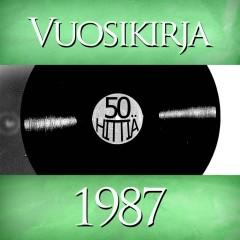 Vuosikirja 1987 - 50 hittiä