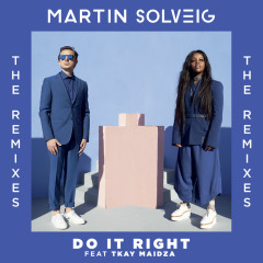 Do It Right (Remixes) - Martin Solveig, Tkay Maidza