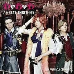 D X D X D / Great Ambitious -Single Version-
