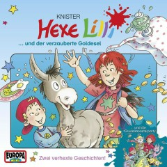 Hexe Lilli und der verzauberte Goldesel - Hexe Lilli