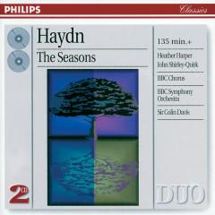 Haydn: The Seasons - Heather Harper, John Shirley-Quirk, BBC Chorus, BBC Symphony Orchestra, Sir Colin Davis