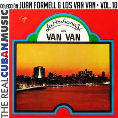 Coleccíon Juan Formell y Los Van Van, Vol. X (Remasterizado) - Juan Formell,Los Van Van