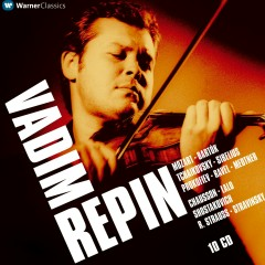 The Collected Recordings of Vadim Repin - Vadim Repin