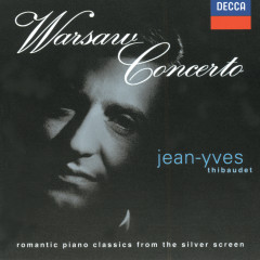 Warsaw Concerto - romantic piano classics from the silver screen - Jean-Yves Thibaudet, The Cleveland Orchestra, Vladimir Ashkenazy, BBC Symphony Orchestra, Hugh Wolff