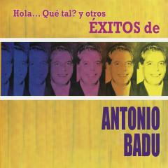 Hola... Qué Tal? y Otros Éxitos de Antonio Badú - Antonio Badu