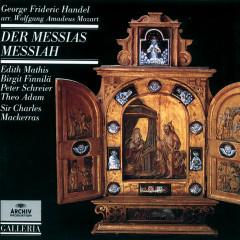 Handel: Messiah - ORF Symphony Orchestra, Sir Charles Mackerras