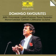 Domingo Favourites - Placido Domingo, Roger Wagner Chorale, Roger Wagner, Los Angeles Philharmonic, Carlo Maria Giulini