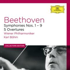 Beethoven: Symphonies Nos. 1 - 9; 5 Overtures