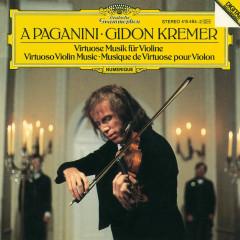 A Paganini - Virtuoso Violin Music - Gidon Kremer