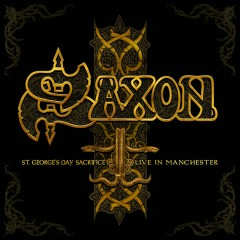St. Georges Day - Live in Manchester - Saxon