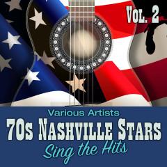 70s Nashville Stars Sing the Hits, Vol. 2 - Various Artists