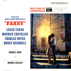 Fanny - Music From The Soundtrack - Morris Stoloff