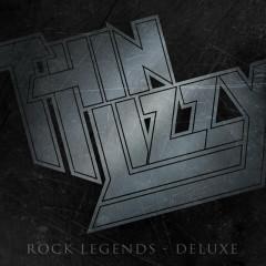 Rock Legends (Deluxe) - Thin Lizzy