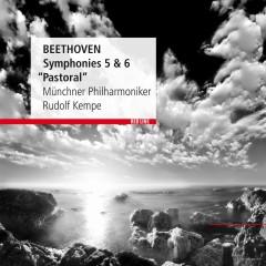 Beethoven : Symphonies 5 & 6 - Rudolf Kempe