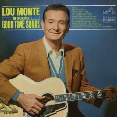 Sings Good Time Songs - Lou Monte