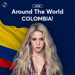 Around The World: COLOMBIA!