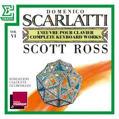Scarlatti: The Complete Keyboard Works, Vol. 6: Sonatas, Kk. 110 - 130 - Scott Ross
