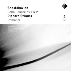 Shostakovich : Cello Concertos 1 & 2 - Strauss : Romanze - Arto Noras, Norwegian Radio Orchestra
