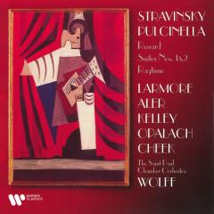 Stravinsky: Pulcinella, Renard, Suites & Ragtime - Jennifer Larmore, John Aler, Saint Paul Chamber Orchestra, Hugh Wolf