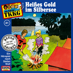 041/Heißes Gold im Silbersee