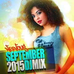 Nervous September 2015 - DJ Mix - Various Artists