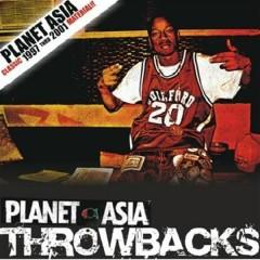 Throwbacks - Planet Asia