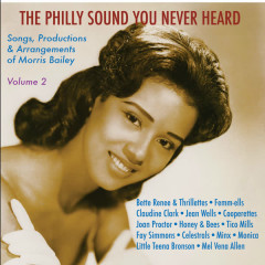 The Philly Sound You Never Heard Vol. 2: Songs, Productions & Arrangements of Morris Bailey - Various Artists