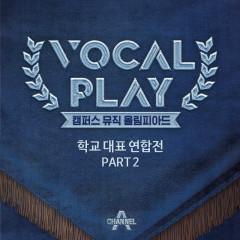 Vocal Play: Campus Music Olympiad, Pt. 2 - Circle, MoonJeongHyun