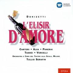 Donizetti: L'elisir d'amore - Tullio Serafin, Rosanna Carteri, Luigi Alva, Rolando Panerai, Giuseppe Taddei