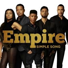 Simple Song - Empire Cast,Jussie Smollett,Rumer Willis