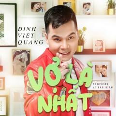Vợ Là Nhất (EP) - Đinh Việt Quang