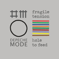 Fragile Tension / Hole To Feed - Depeche Mode