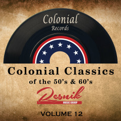 Colonial Classics of the 50's & 60's Vol. 12 - Various Artists