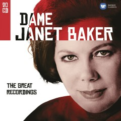 The Great EMI Recordings - German Lieder: Schubert, Mendelssohn, Schumann, Brahms - Dame Janet Baker