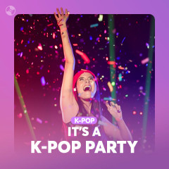 It's A K-Pop Party