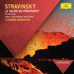Stravinsky: Le Sacre du Printemps; Petrouchka - Israel Philharmonic Orchestra, Leonard Bernstein