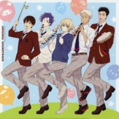Sanrio Danshi ORIGINAL SOUNDTRACK