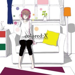 Colored:X - HOUSE-X