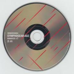 Senki Zesshou Symphogear AXZ BONUS CD #3