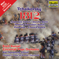 Tchaikovsky: 1812 Overture - Erich Kunzel, Cincinnati Pops Orchestra