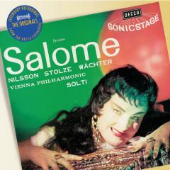 Strauss, R: Salome - Birgit Nilsson, Eberhard Wächter, Gerhard Stolze, Wiener Philharmoniker, Sir Georg Solti