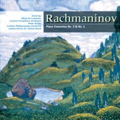 Rachmaninov: Piano Concertos Nos. 1 & 3 - Alicia De Larrocha, London Symphony Orchestra, Andre Previn, Peter Katin, London Philharmonic Orchestra