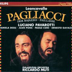 Leoncavallo: I Pagliacci - Luciano Pavarotti, Daniela Dessi, Juan Pons, Paolo Coni, Ernesto Gavazzi