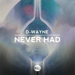 Never Had - D-wayne