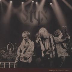 Styxworld Live 2001 - Styx