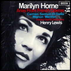 Arias From French Operas - Marilyn Horne, Wiener Opernorchester, Henry Lewis