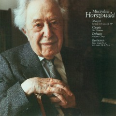 Mozart: Fantasia In D Minor, K.397 / Chopin: Two Nocturnes / Debussy: Children's Corner / Beethoven: Piano Sonata No. 2 In A Major, Op. 2, No. 2 - Mieczyslaw Horszowski