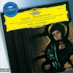 Mozart: Requiem; Adagio & Fugue K.546 - Wilma Lipp, Hilde Rössel-Majdan, Anton Dermota, Walter Berry, Berliner Philharmoniker